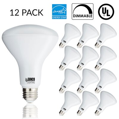 11W Frosted E26/Medium (Standard) LED Light Bulb Bulb Temperature: 4000K