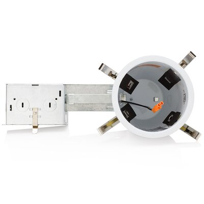 Remodel Can Air Tight IC UL LED Recessed Housing