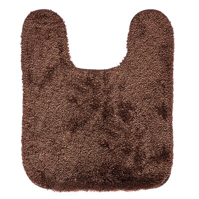 Trotwood Contour Mat Color: Brown