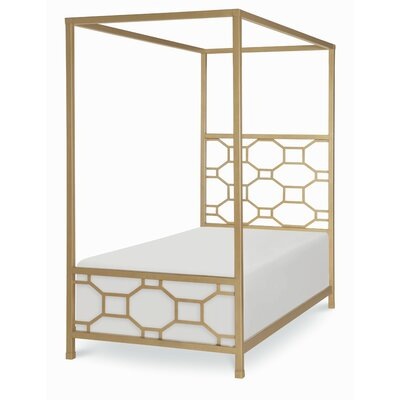 Canopy Bed Size: Twin