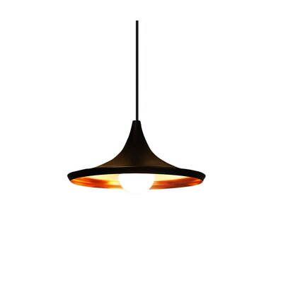 Darell 1-Light LED Inverted Pendant