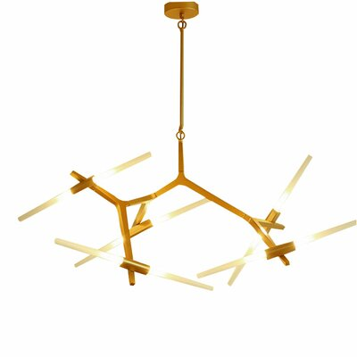 Cottrell 10-Light Sputnik Chandelier