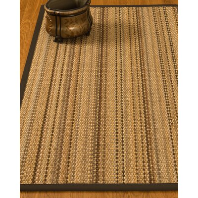 Kimmel Hand-Woven Beige Area Rug Rug Size: Rectangle 12 x 15