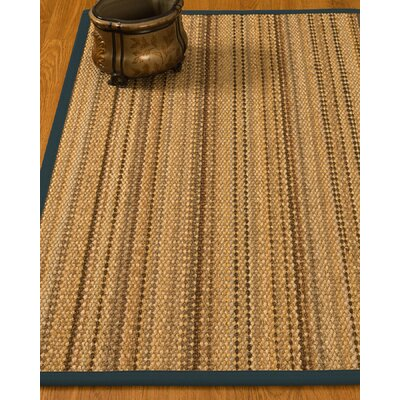 Kimmel Hand-Woven Beige Area Rug Rug Size: Rectangle 8' x 10'