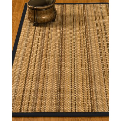 Kimmel Hand-Woven Beige Area Rug Rug Size: Rectangle 8 x 10