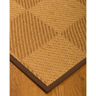 Escalera Hand-Woven Beige Area Rug Rug Size: Rectangle 9 x 12