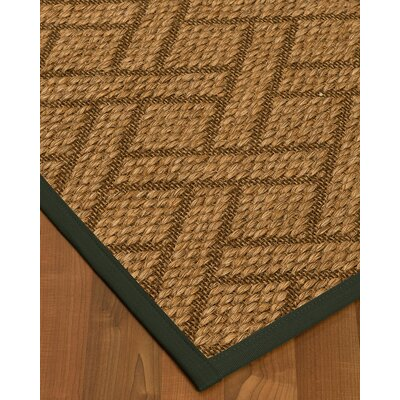 Kimbro Hand-Woven Beige Area Rug Rug Size: Rectangle 3 x 5
