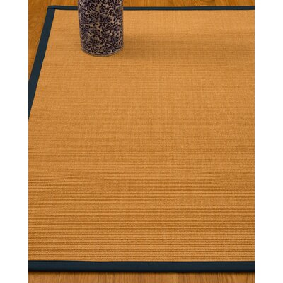 Gregory Hand-Woven Beige Area Rug Rug Size: Rectangle 12 x 15