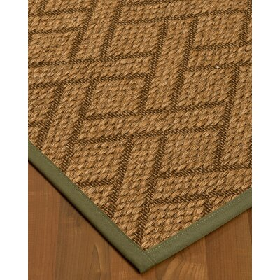 Kimbro Hand-Woven Beige Area Rug Rug Size: Rectangle 5 x 8