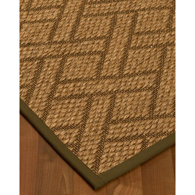Kimbro Hand-Woven Beige Area Rug Rug Size: Rectangle 12 x 15