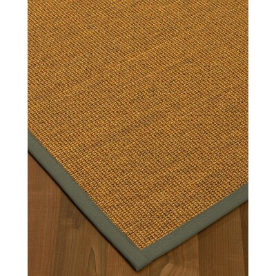 Halsted Hand-Woven Beige Area Rug Rug Size: Rectangle 8 x 10