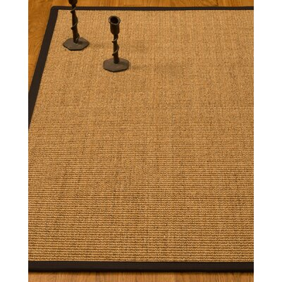 Escalante Hand-Woven Beige Area Rug Rug Size: Rectangle 2 x 3