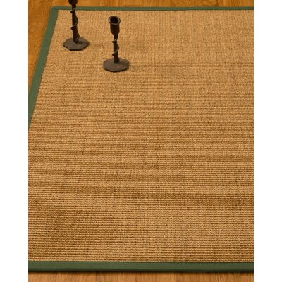 Escalante Hand-Woven Beige Area Rug Rug Size: Rectangle 8' x 10'