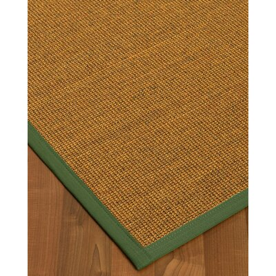 Halsted Hand-Woven Beige Area Rug Rug Size: Rectangle 12 x 15