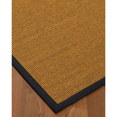 Halsted Hand-Woven Beige Area Rug Rug Size: Rectangle 6' x 9'
