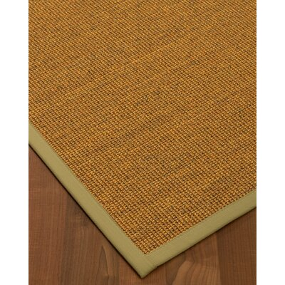 Halsted Hand-Woven Beige Area Rug Rug Size: Rectangle 5 x 8