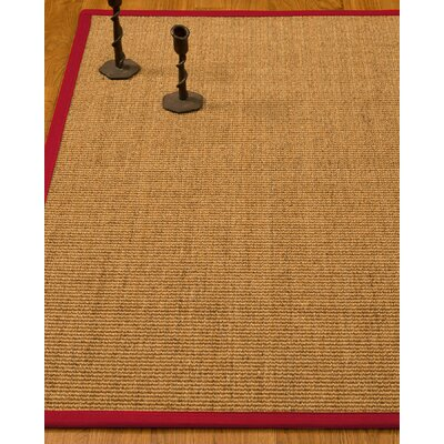 Escalante Hand-Woven Beige Area Rug Rug Size: Rectangle 3 x 5
