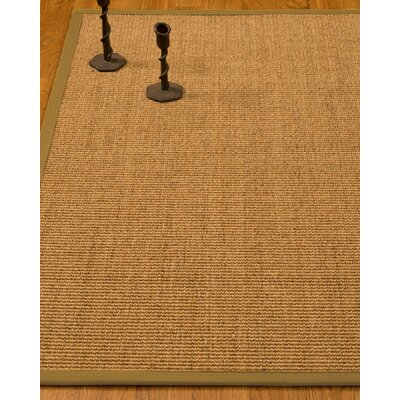 Escalante Hand-Woven Beige Area Rug Rug Size: Rectangle 8 x 10