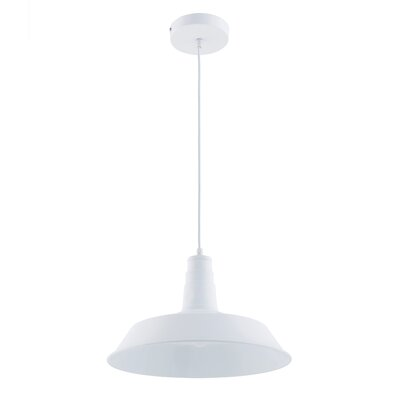 Sydney 1-Light Inverted Pendant