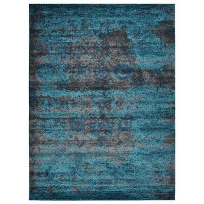 Costales Blue Area Rug Rug Size: Rectangle 10 x 13