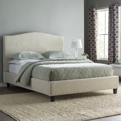 Donovan Upholstered Platform Bed Size: Queen