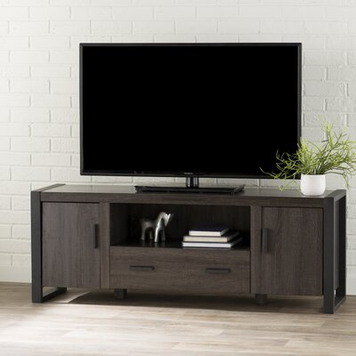 Theodulus Deluxe 60 TV Stand Mount: No, Color: Charcoal