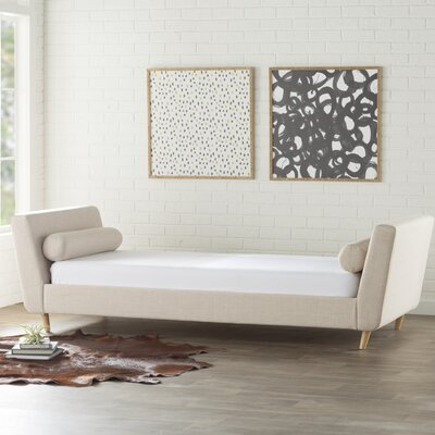 Cunniff Daybed Color: Beige