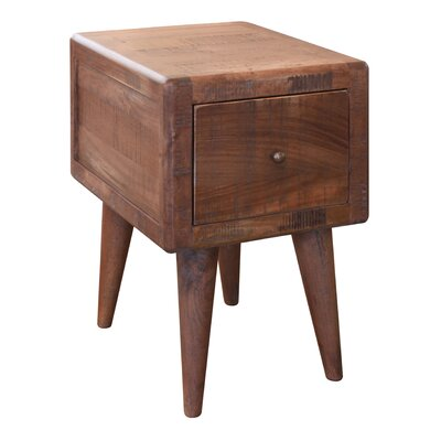 Marko 1 Drawer End Table