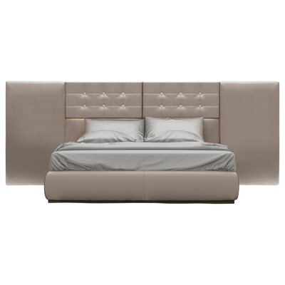 Knorr Panel Bed Size: King