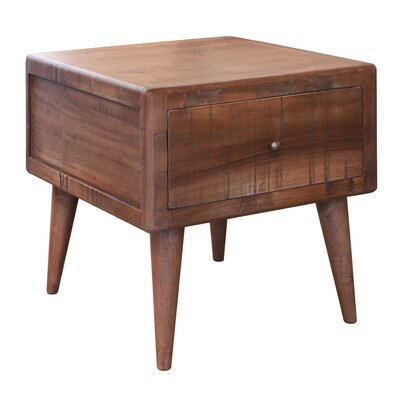Markley 1 Drawer End Table
