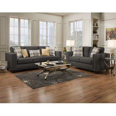 Mainor 2 Piece Living Room Set