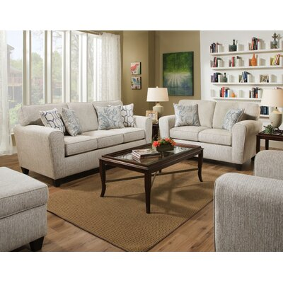 Vanwinkle 2 Piece Living Room Set