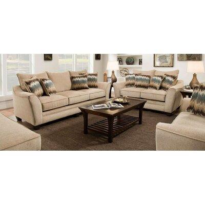 Vanwyk 2 Piece Living Room Set