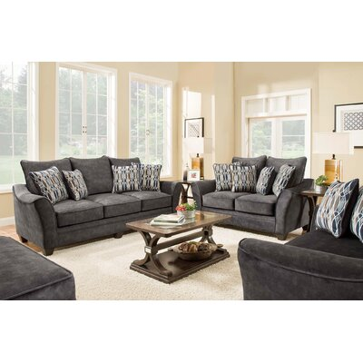 Hubbs 2 Piece Living Room Set