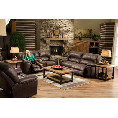 Parman Reclining 2 Piece Living Room Set