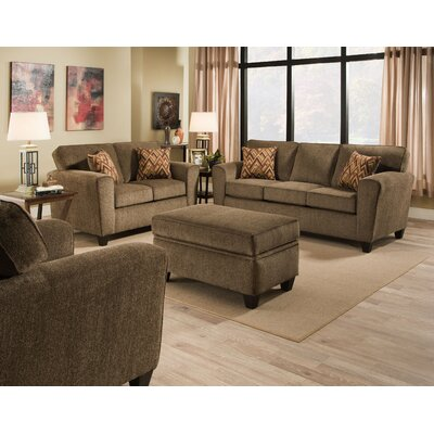 Varghese 2 Piece Living Room Set