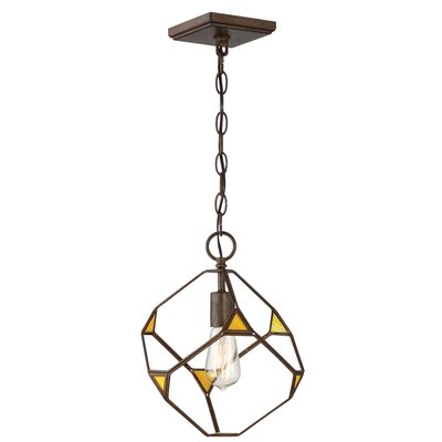Parris 1-Light Mini Pendant