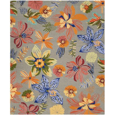 Hayes Outdoor Area Rug Rug Size: Rectangle 8 x 10