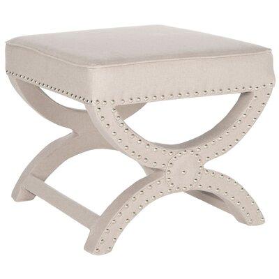 Weybossett Ottoman Upholstery: Taupe