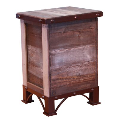 Robinett Storage End Table
