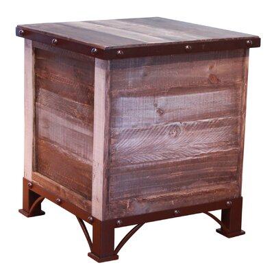 Robillard Storage End Table