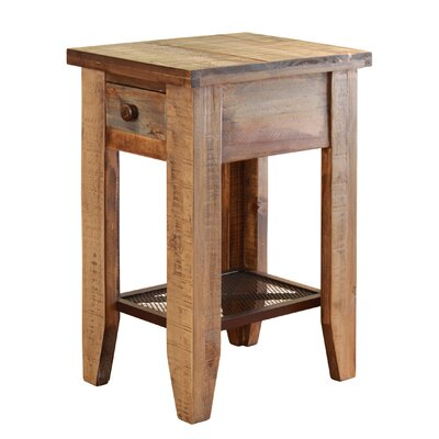 Robeson End Table with 1 Drawer