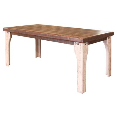 Goldfield Wooden Dining Table
