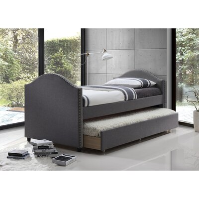 Digiacomo Daybed with Trundle