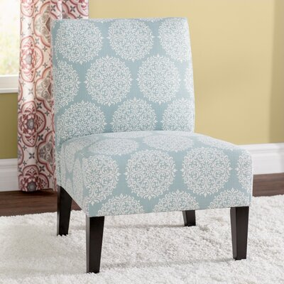 Gerace Slipper Chair Upholstery: Sky