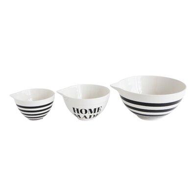Callan 3 Piece Stoneware Mixing Bowl Set BC4C2711FA824E33BC746BF187DCF4AB
