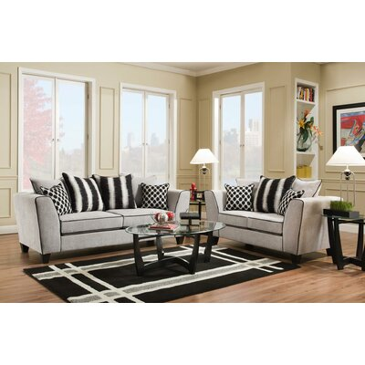 Turnbow 2 Piece Living Room Set