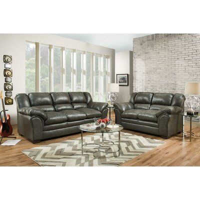 Heidenreich 2 Piece Living Room Set