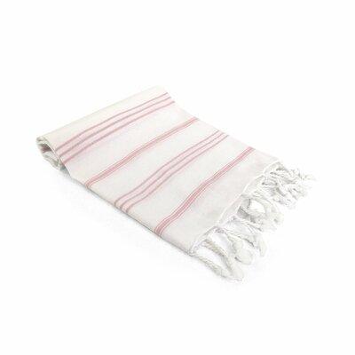 Turkish Hand Towel Color: Blush