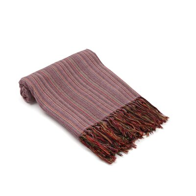 Feingold Sardes Turkish Beach Towel Color: Red